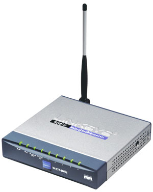 Linksys WET54GS5